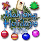 Mahjong Holidays 2006 game