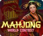 Mahjong World Contest game