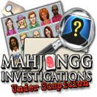 Mahjongg Investigations: Under Suspicion game