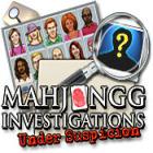 Mahjongg Investigations: Under Suspicion game