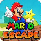 Mario Escape game
