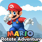 Mario Rotate Adventure game