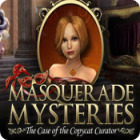 Masquerade Mysteries: The Case of the Copycat Curator game