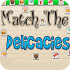 Match The Delicacies game