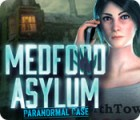 Medford Asylum: Paranormal Case game