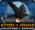 Midnight Mysteries 5: Witches of Abraham Collector's Edition game