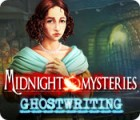 Midnight Mysteries: Ghostwriting game