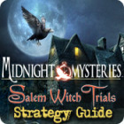 Midnight Mysteries 2: The Salem Witch Trials Strategy Guide game