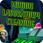 Minion Laboratory Cleaning game