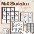 Mix Sudoku Light game