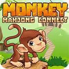 Monkey Mahjong Connect game