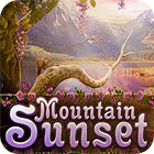 Mountain Sunset game