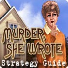 Murder, She Wrote Strategy Guide game