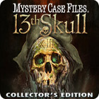 Mystery Case Files: 13th Skull Collector's Edition game