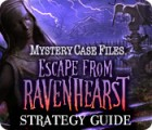 Mystery Case Files: Escape from Ravenhearst Strategy Guide game