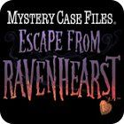 Mystery Case Files: Escape from Ravenhearst Collector's Edition game