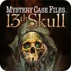Mystery Case Files: The 13th Skull game