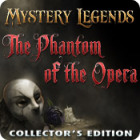 Mystery Legends: The Phantom of the Opera Collector's Edition game