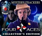 Mystery Trackers: Four Aces. Collector's Edition game