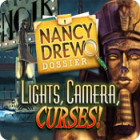 Nancy Drew Dossier: Lights, Camera, Curses game