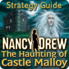Nancy Drew: The Haunting of Castle Malloy Strategy Guide game