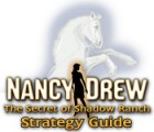 Nancy Drew: Secret of Shadow Ranch Strategy Guide game