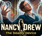 Nancy Drew: The Deadly Device game