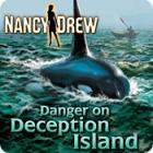 Nancy Drew - Danger on Deception Island game