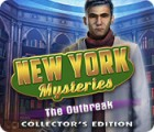 New York Mysteries: The Outbreak Collector's Edition game