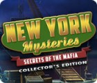New York Mysteries: Secrets of the Mafia. Collector's Edition game