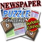 Newspaper Puzzle Challenge game