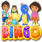 Nick Jr. Bingo game