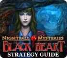 Nightfall Mysteries: Black Heart Strategy Guide game