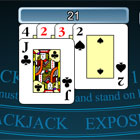 Open Blackjack game