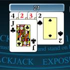 Open Blackjack game