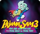 Pajama Sam 3: You Are What You Eat From Your Head to Your Feet game