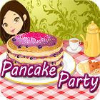 Pancake Party game