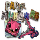 Paper Munchers game