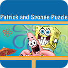 Patrick And Sponge Bob Jigsaw game