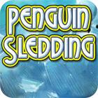Penguin Sledding game
