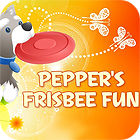 Pepper's Frisbee Fun game