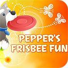 Pepper's Frisbee Fun game