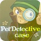 Pet Detective Case game