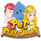 Pet Playground game