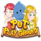 Pet Playground game