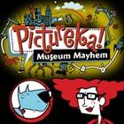 Pictureka! - Museum Mayhem game