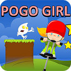 PoGo Stick Girl! game
