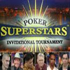 Poker Superstars Invitational game