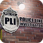 Police Line Investigator game