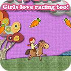 Pony  Adventure. Girl With Album game